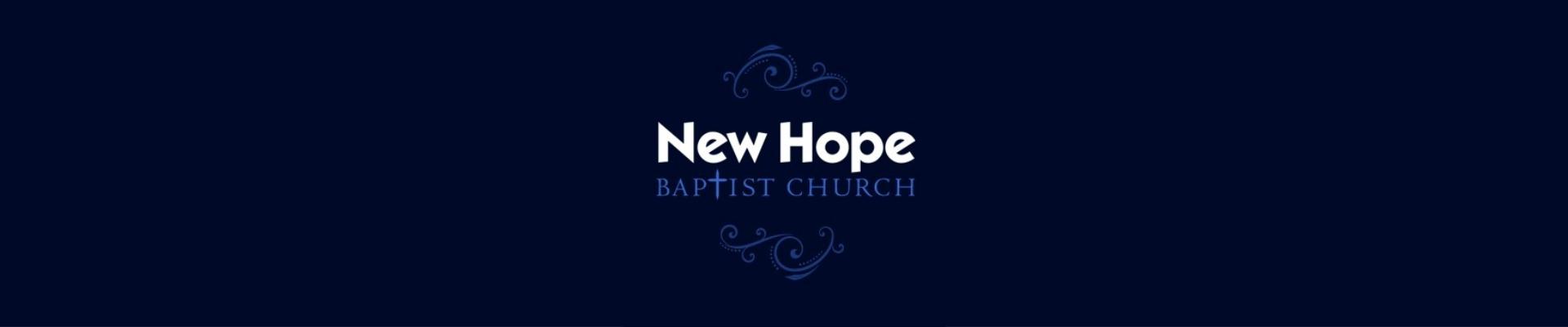 New Hope Baptist • Bon Aqua